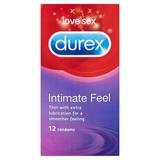 Durex Intimate Feel Condoms (12 Pack)