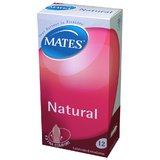 Mates Natural Condoms (12 Pack)