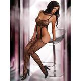 Livia Corsetti Praline Fishnet Open Front Crotchless Bodystocking