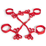 Lovehoney BASICS Bondage Red Bed Restraint