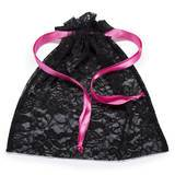 Lovehoney Lace Drawstring Lingerie Gift Bag