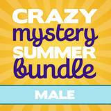 Crazy Mystery Summer Bundle - Male