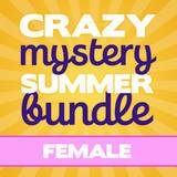 Crazy Mystery Summer Bundle - Female