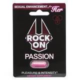 Rock On Passion Enhancement for Her (1 Capsule)