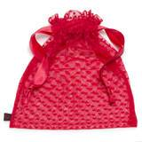Lovehoney Be Mine Heart Mesh Lingerie Gift Bag