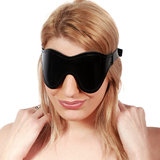 Spartacus Classic Rubber Blindfold