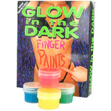 Glow Body Finger Paint
