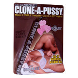 Clone-A-Pussy Chocolate Female Moulding Kit