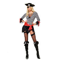 Pirate Girl outfit