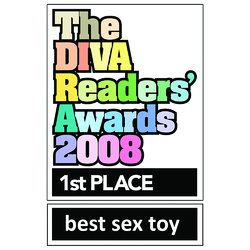 Tingle Tip wins DIVA Readers' Award