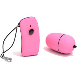 Lovehoney Dream Egg 10 Function Remote Control Vibrator
