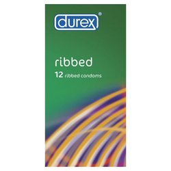 Durex Ribbed Condoms