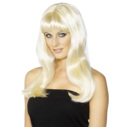 Sexy Long Blonde Wig