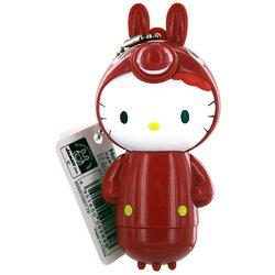 Brown Hello Kitty Keychain