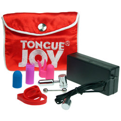 TongueJoy Vibrating Tongue Ring