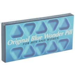 Rubbish Original Blue Wonder Pill