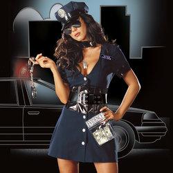 Dreamgirl Corrupt Policewoman Set
