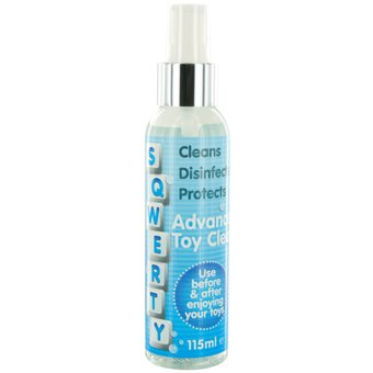 Lovehoney SQWERTY Sex Toy Cleaner Spray 115ml