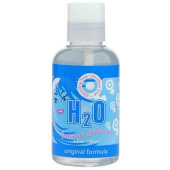 Sliquid H2O Original Glycerin & Paraben-Free Lubricant 125ml