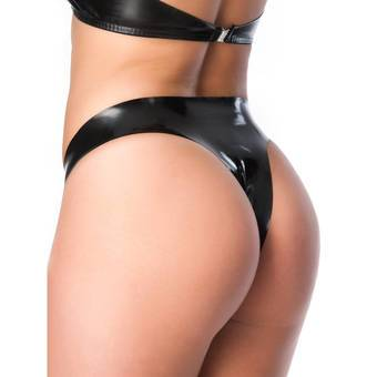 Latex Thong