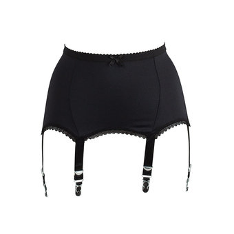 Kiss Me Deadly Van Doren 6 Strap Suspender Belt
