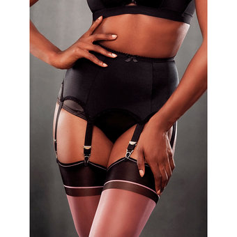 Kiss Me Deadly Van Doren 8 Strap Suspender Belt