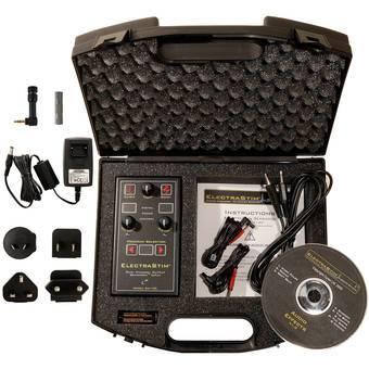 Electrastim Sensavox Kit