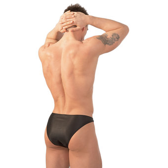 Sven O Sheer Silk Style Sexy Briefs (2 Pack)