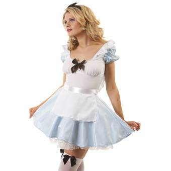 Classified Miss Alice Costume Set