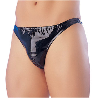 Classified Men's PVC Thong