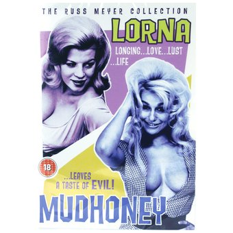 Russ Meyer's Lorna and Mudhoney DVD