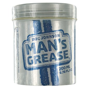 Doc Johnson Man's Grease Water-Based Lube 200ml