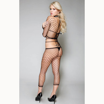 Forplay Luxe Fence Net Set