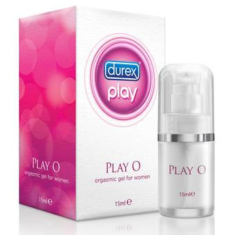 Durex Play O Female Orgasm Gel 15ml