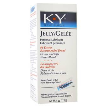 KY Jelly 113g