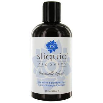 Lubrifiant naturel 255 ml par Sliquid Organics H2O