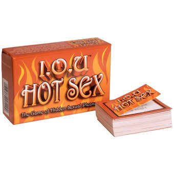 IOU Hot Sex Vouchers