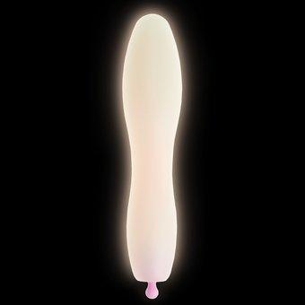 Light up dildos