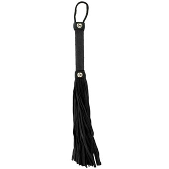Bondage Boutique Luxury Suede Flogger Whip
