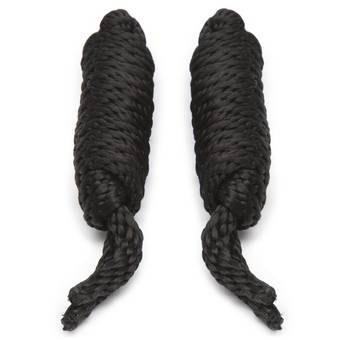 Sex & Mischief Knotty You Silk Bondage Rope Twin Pack