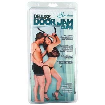 Sportsheets Deluxe Door Jam Cuffs