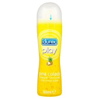 Gel coquin Piña Colada de Durex Play 50 ml