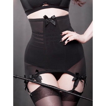 Kiss Me Deadly Longline Vargas Girdle