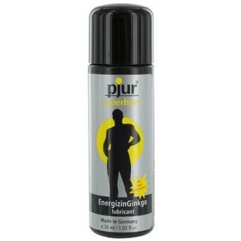 Pjur Superhero Water-Based Enhanced Glide Lubricant 30ml