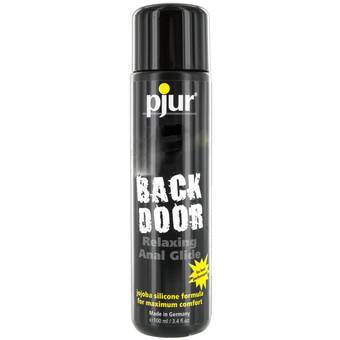Lubrifiant anal relaxant 100 ml Back Door par Pjur