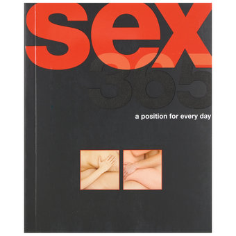 Sex 365 by DK Publishing