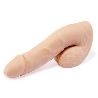 Limpy 8 Inch Soft Packing Dildo