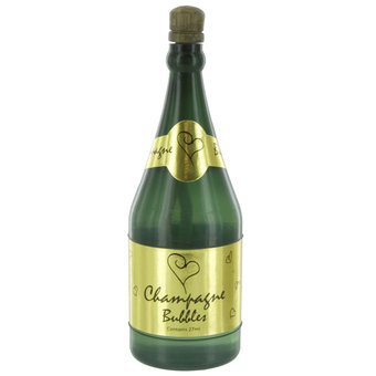 Hen Party Champagne Bottle Bubbles