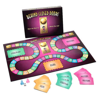 Behind Closed Doors Sexy Board Game