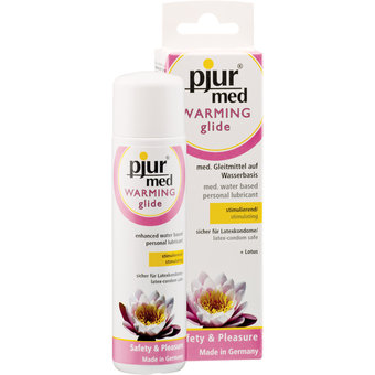 Pjur Med - A New Range Of Lubricants, Virility Aides And Sensation Enhancement Products.